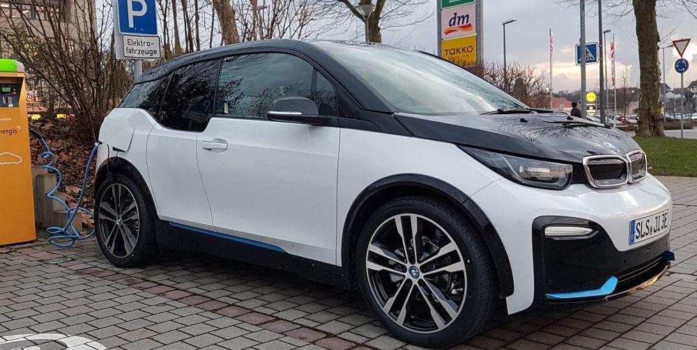 Dirki3s Bmw I3s Elektroauto Garage