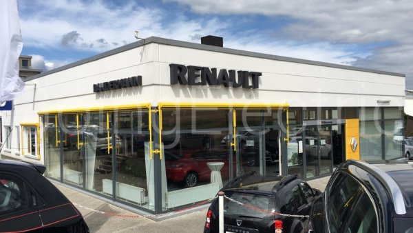 Photo 1 Renault Autohaus Landermann