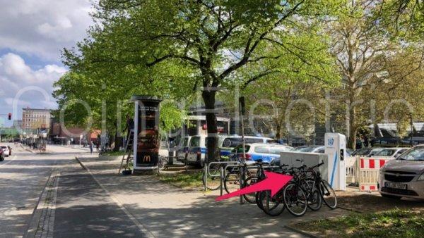 Parkplatz Kiel