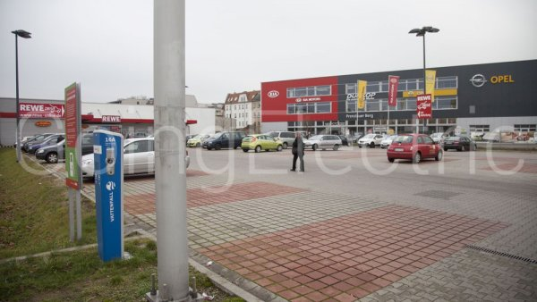 Photo 2 Parkplatz Rewe