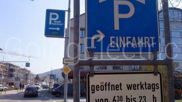 Parkhaus Ettlingen