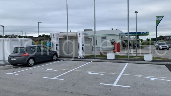 Photo 0 IONITY OMV Tankstelle