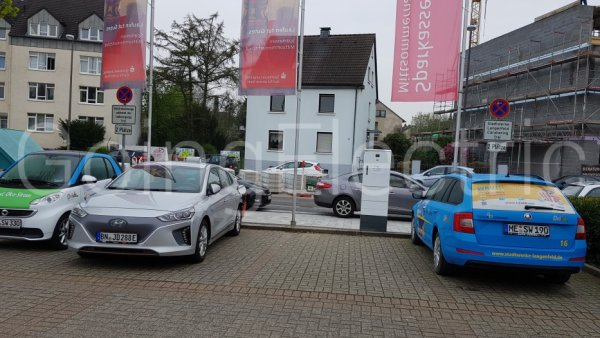 Photo 1 Parkplatz Sparkasse