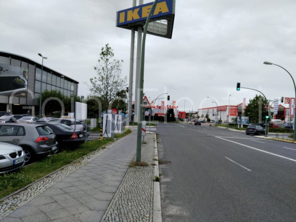 Ikea Spandau Berlin Deutschland 20250