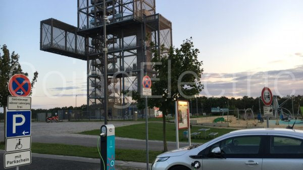 Parkplatz Indemann Inden Deutschland 4787