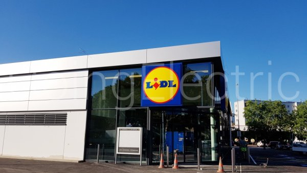 Photo 3 Lidl Hirschstetten
