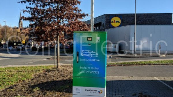 Parkplatz Bochum