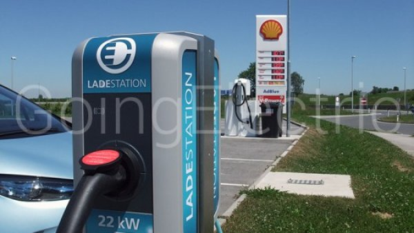 Photo 7 Shell-Tankstelle