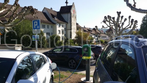 Photo 4 Parkplatz Undertor