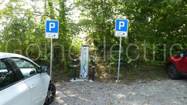 Photo 0 Parkplatz Kartause Ittingen