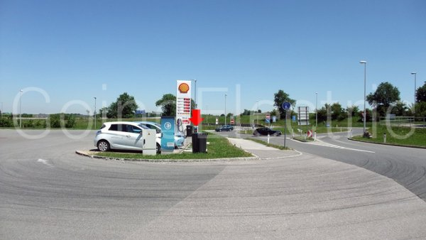 Photo 3 Shell-Tankstelle