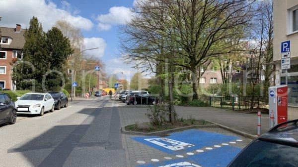 Klaus Groth Straße Hamburg