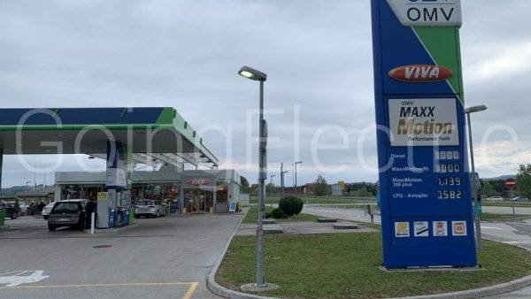 Photo 2 IONITY OMV Tankstelle