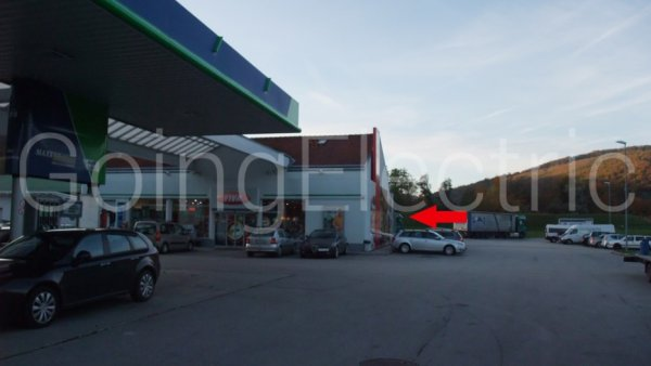 Photo 2 OMV Tankstelle