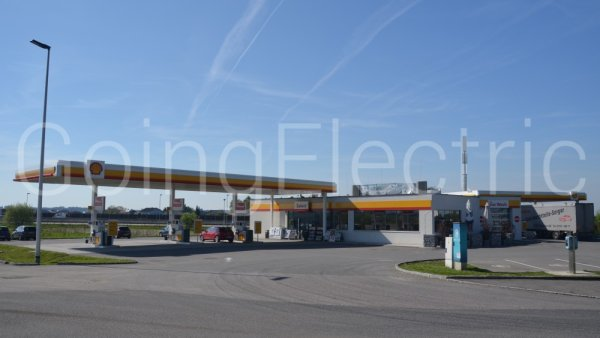 Photo 2 Shell-Tankstelle