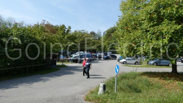 Photo 8 Parkplatz Kartause Ittingen