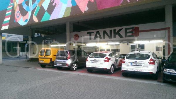 Parkhaus Köln Lungengasse