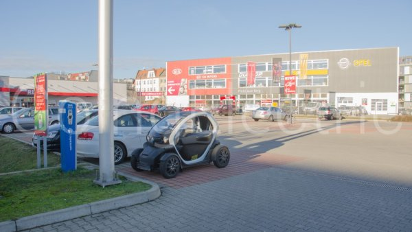 Photo 0 Parkplatz Rewe