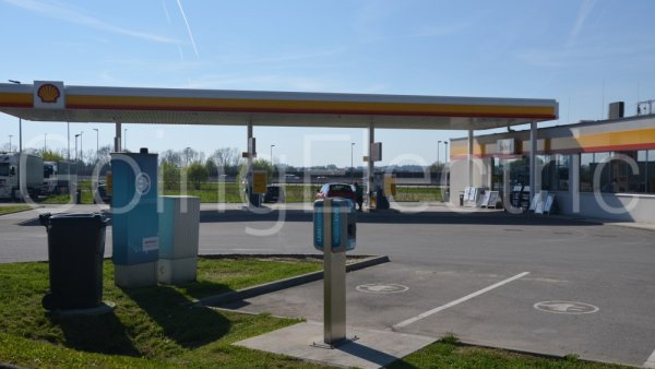Photo 4 Shell-Tankstelle