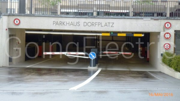 Photo 0 Parkhaus Dorfplatz
