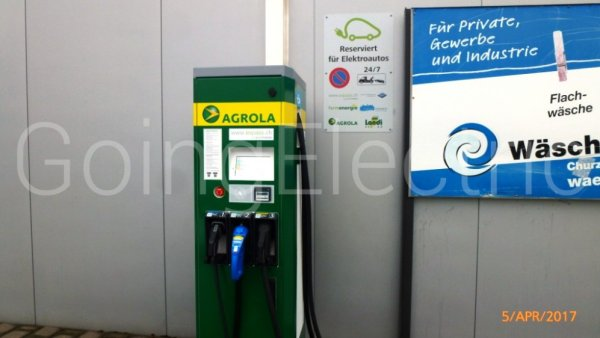 Photo 1 Agrola Tankstelle