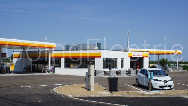 Photo 1 Shell-Tankstelle