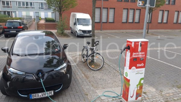 Photo 1 Parkplatz Energiekontor