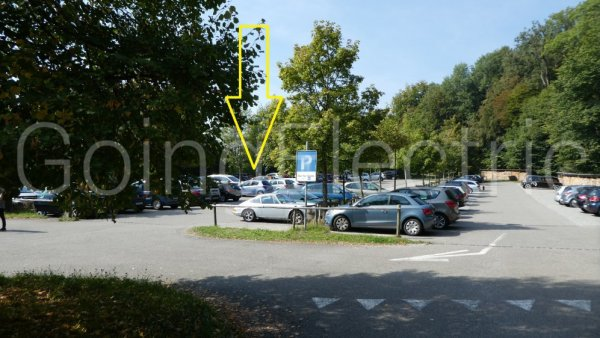 Photo 2 Parkplatz Kartause Ittingen