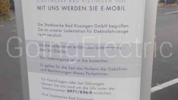 Bad Kißingen Parkplätze