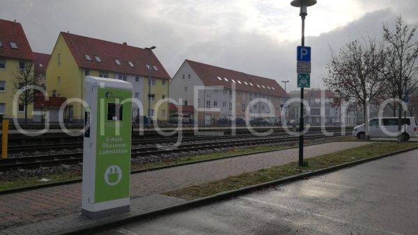 Bahnhof Bad Bentheim Parken