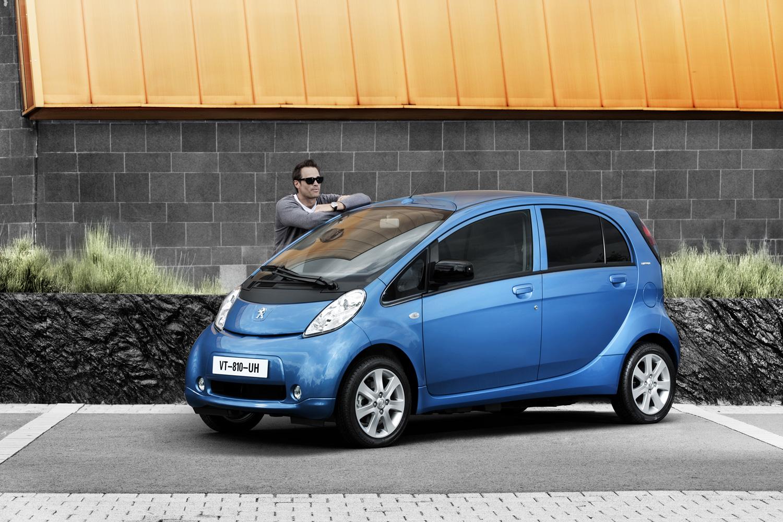 Aus für Peugeot iOn und Citroën C-Zero?
