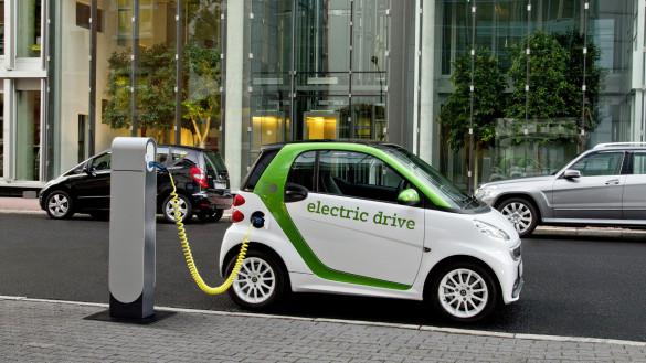 1,8 Millionen Elektroautos in 2020