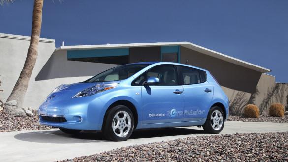 2 Jahre Nissan Leaf