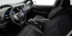 2013 Nissan Leaf Interieur