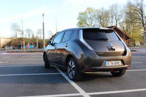 2016 30 kWh Nissan Leaf