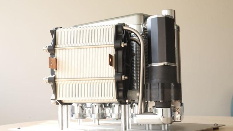 Brennstoffzelle erreicht Lebensdauer eines Diesels