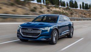Der Audi Q6 e-tron/Bild: Audi AG