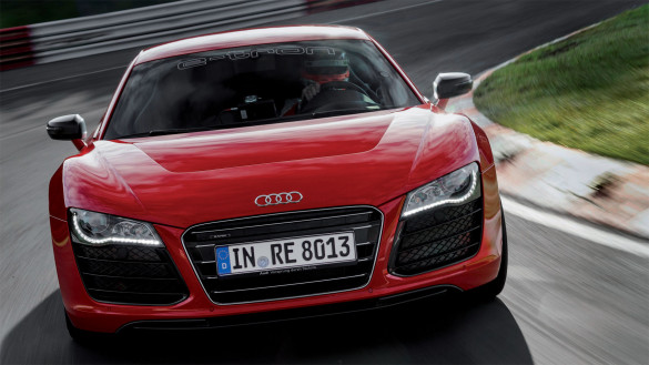 Audi R8 e-tron - Verschiebung, Aus?