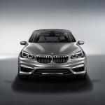 BMW Concept Active Tourer vorne