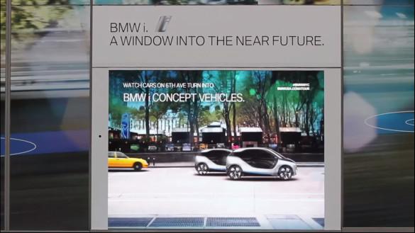 BMW i: Fenster in die Zukunft