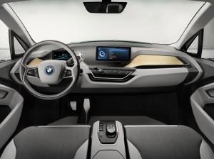BMW i3 Concept Coupé Innenraum