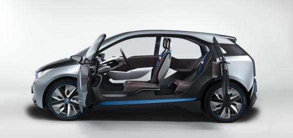 BMW i3 Range Extender optional