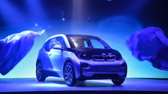 BMW i3 Weltpremiere
