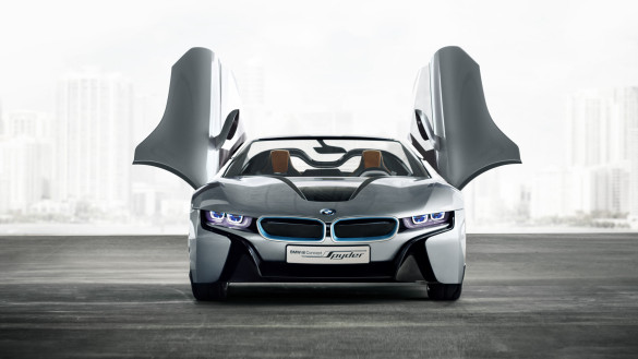 BMW i8 Concept Car of the Year