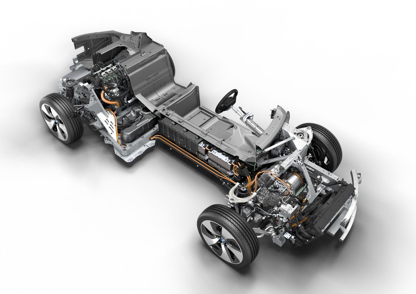 BMW i8 Premiere auf der IAA 2013 - Technische Daten | Elektroauto Blog