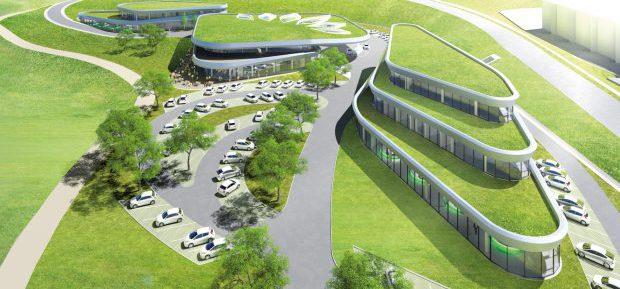 Weltweit größter Ladepark entsteht in Zusmarshausen