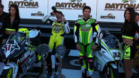Brammo ist TTXGP Elektromotorrad Weltmeister 2012