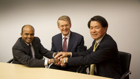 Daimler kooperiert mit Renault-Nissan und Ford bei der Brennstoffzelle