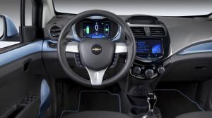 Chevrolet Spark EV Innenraum