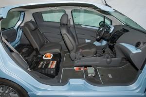 Chevrolet Spark EV Schnitt